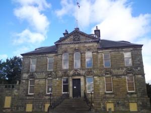 Cumbernauld House